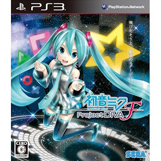 [PS3] [初音ミク -Project DIVA- F] ISO (JPN) Download | Games88