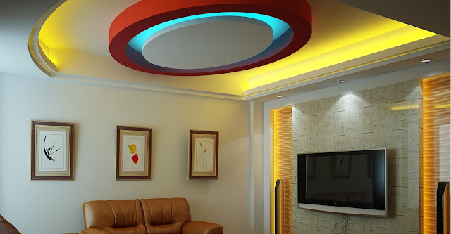 Gyproc Gypsum False Ceiling