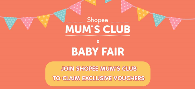 [REVIEW] ENJOY SAVINGS UP TO 80% DURING THE SHOPEE BABY FAIR FOR ONLY TWO DAYS
