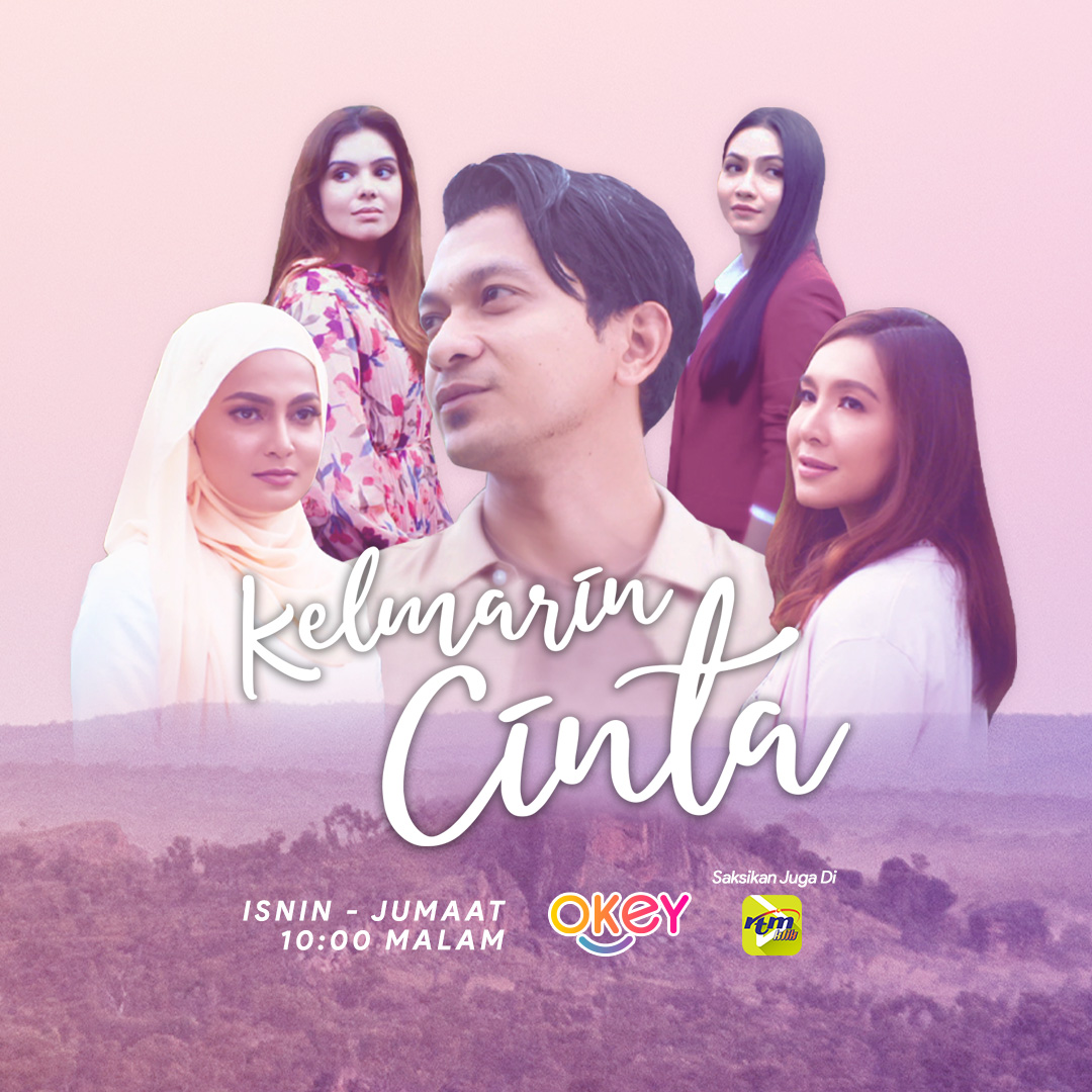 Tonton Episod Penuh Kelmarin Cinta (2021) TV Okey