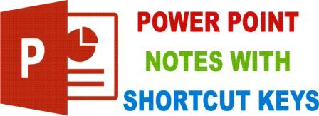power point images with shortcut key