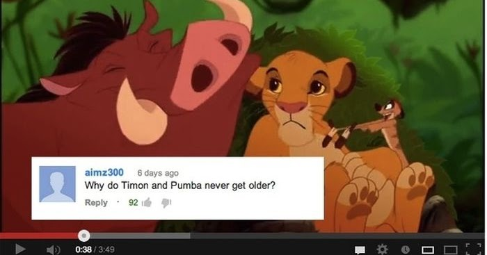 Top News Stories: The 16 Funny YouTube Comments on Disney