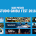 GKIDS and Fathom Events Announce ' Studio Ghibli Fest 2018'