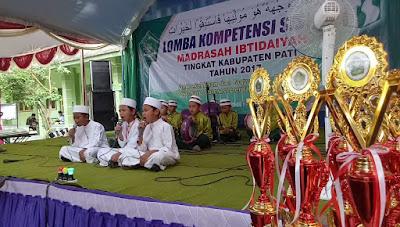 Rebana MI Tarbiyatusy Syubban Kalimulyo