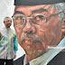 Agong, Permaisuri berkenan melawat mural gergasi pemimpin negara