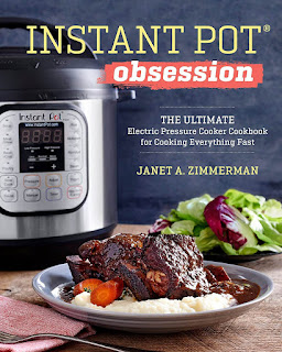 Instant Pot Obsession Cookbook Review