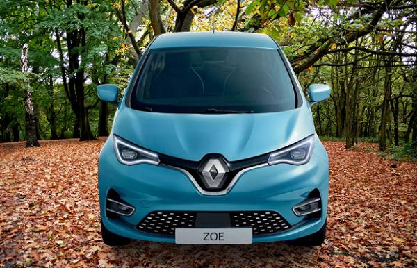 Renault Zoe Ikut Diperkenalkan Di Ajang IIMS 2021