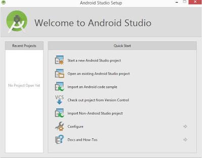 Software pembuat aplikasi android