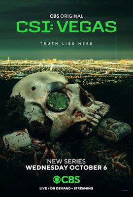 Csi Vegas Series Poster