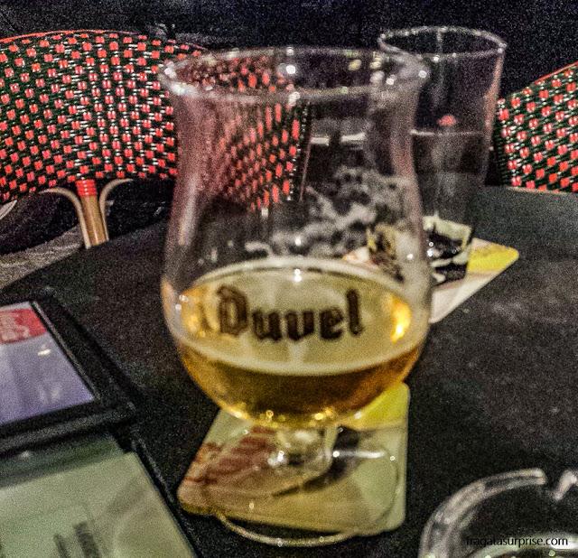 Cerveja belga Duvell, Bruxelas