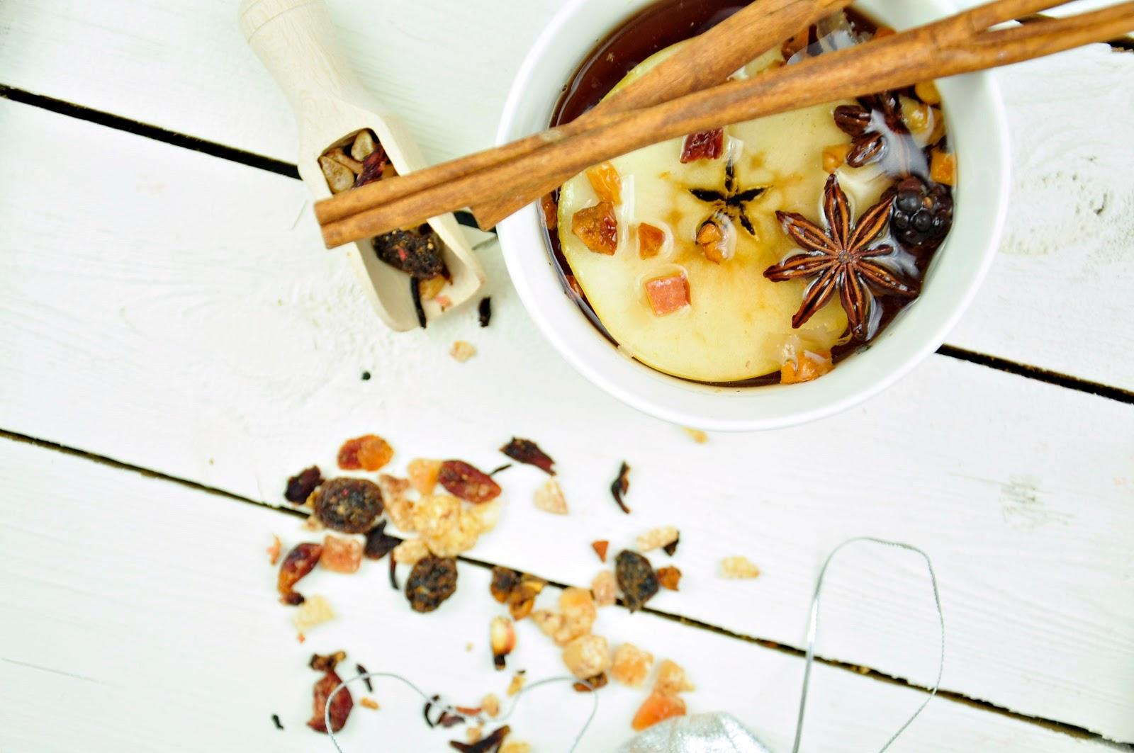 herbata na prezent, aromatyczna herbata, chwile przy herbacie,