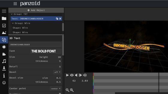 Cara Membuat Intro Youtube Online Tanpa Watermark