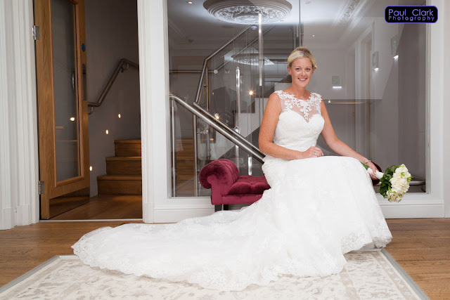 Bride at The Sands Hotel Margate