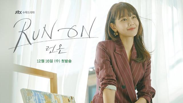 Na Direção do Amor (Run On) estreia em abril na Netflix