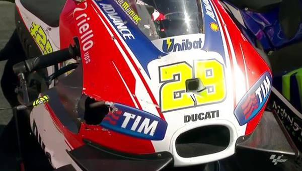 Race luar biasa Philip Island, Yamaha kalah di trek lurus