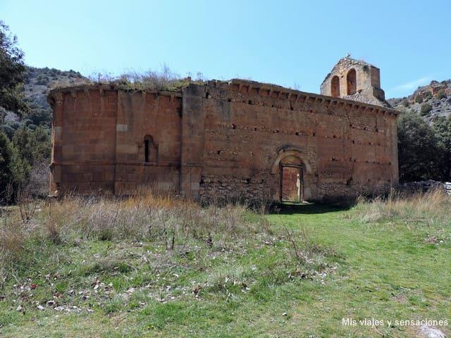 Ermita del Casuar, Riaza, Segovia