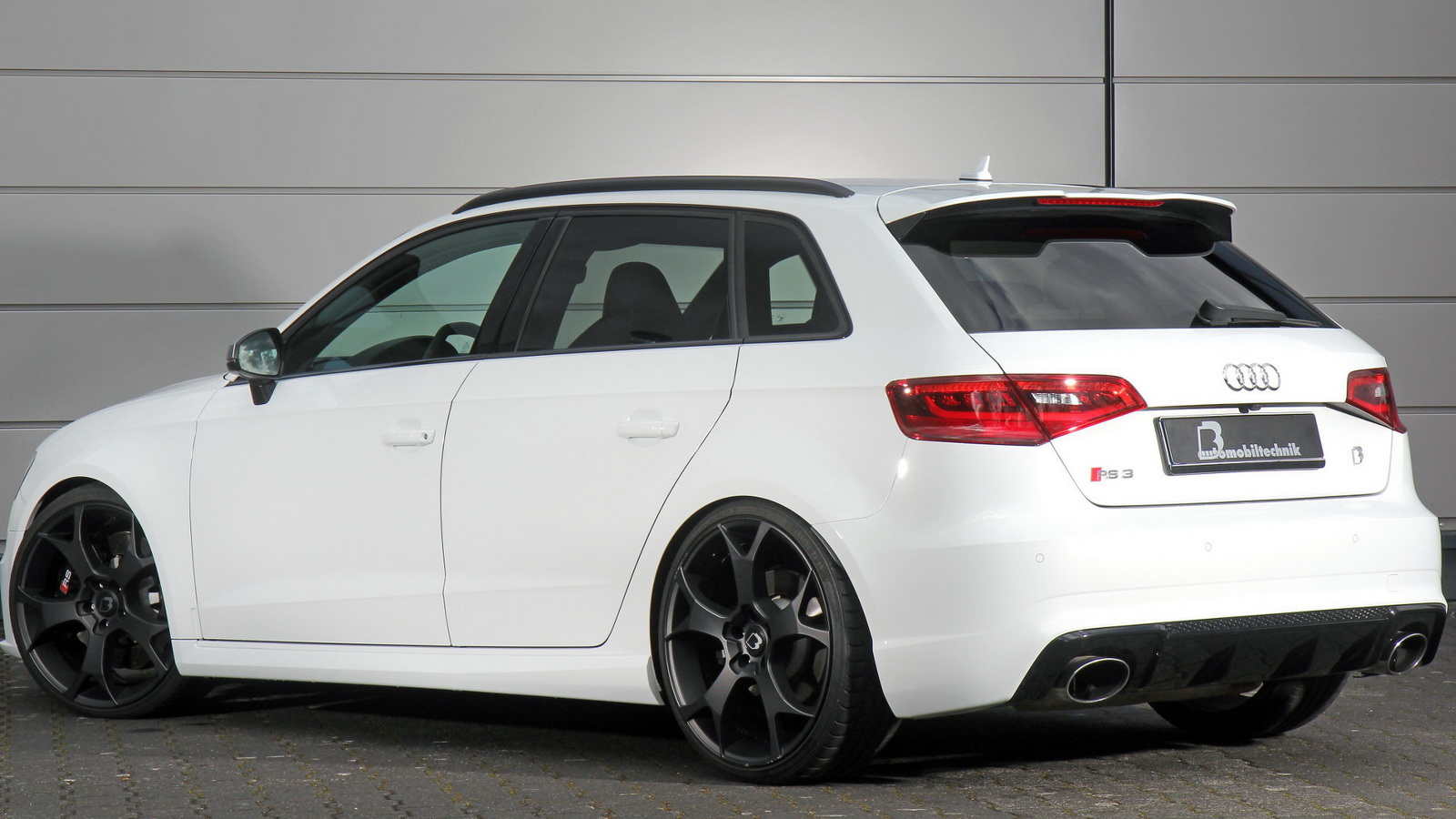audi rs3 by b b tuning offers 542hp stage 4 upgrade. Black Bedroom Furniture Sets. Home Design Ideas