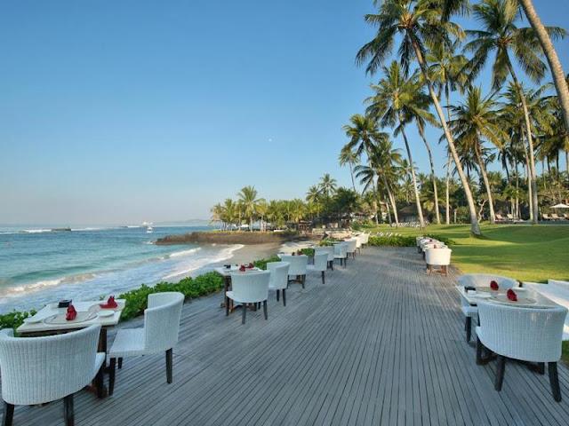 Hotel Termewah di Bali yaitu Candi Beach Resort and Spa
