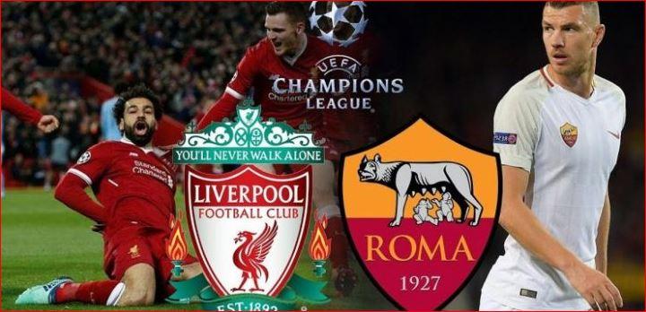 Stream Liverpool Roma