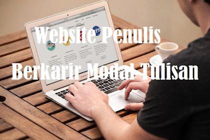 4 Rekomendasi Website Penulis yang Berani Bayar Tulisanmu, Modal Tulisan Bisa Gajian Rutin