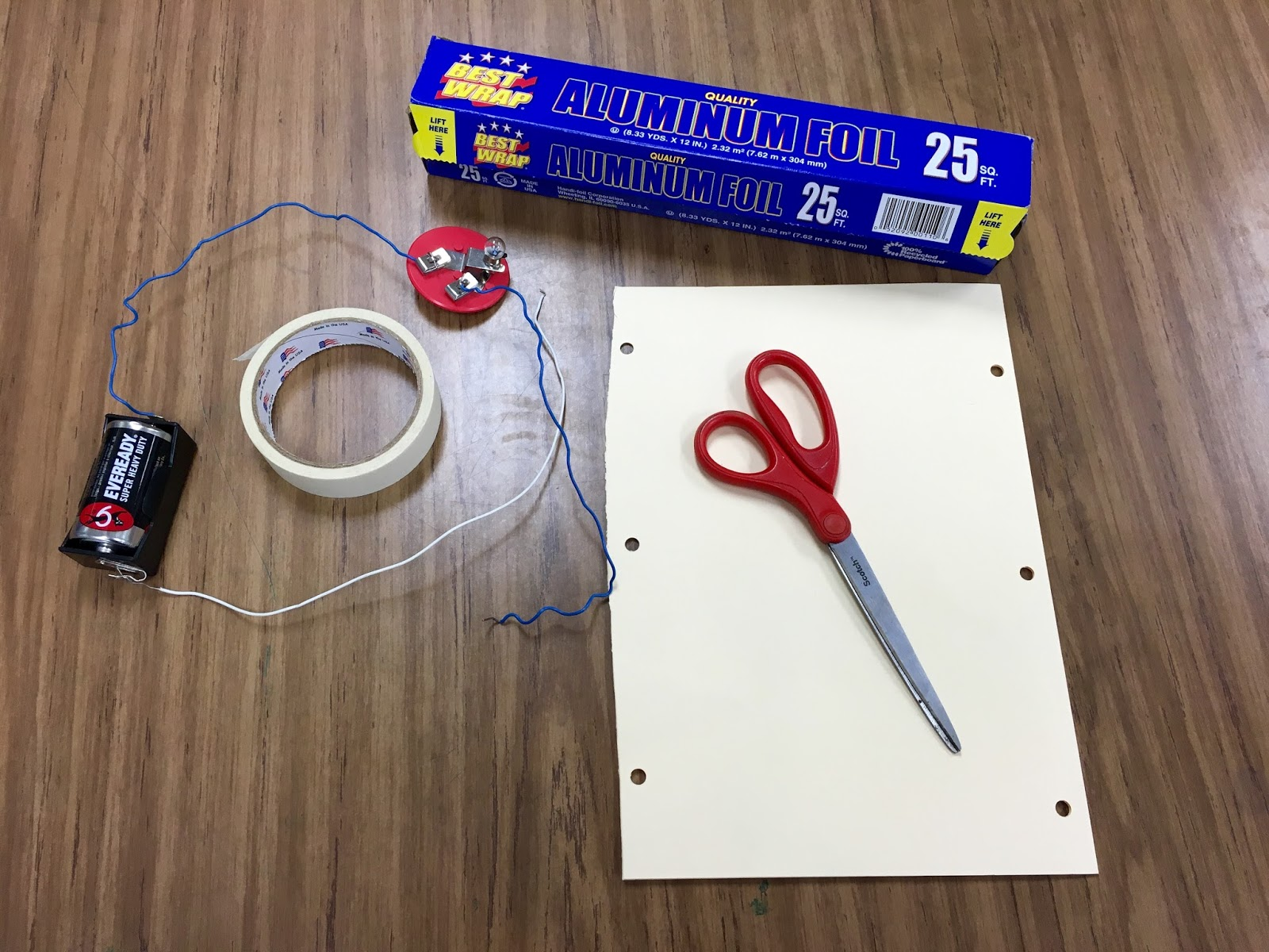 Owl About Teaching Electrical Circuit Quiz Folders With Battery And Light Bulb Would Need To Make A Folder Like My Example Shown Below Where The Question Correct Answer Completes Up