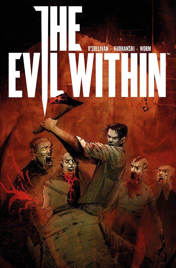 the evil within 2 comic book