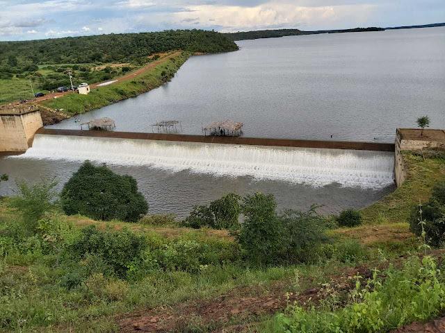 Homem morre afogado na Barragem Salinas em São Francisco do Piauí, neste sábado, 18