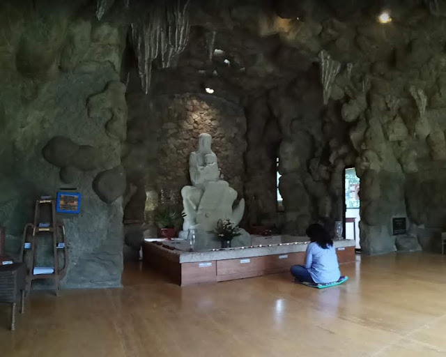 Gua Maria Bunda Karmel Bali