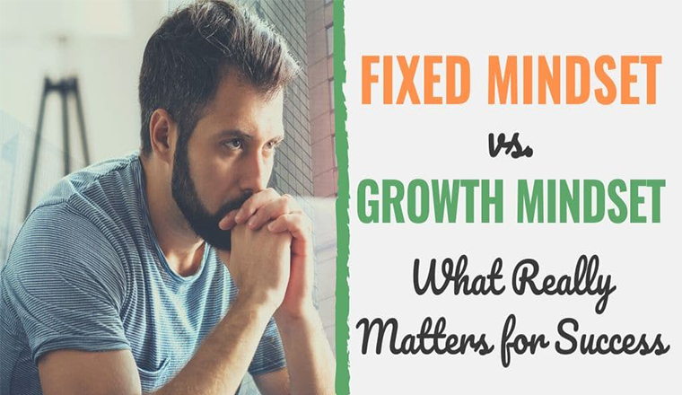 Maximize Your Money With A Growth Mindset #infographic