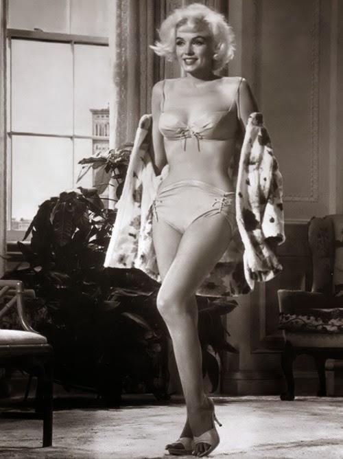 A inspiradora Marilyn Monroe