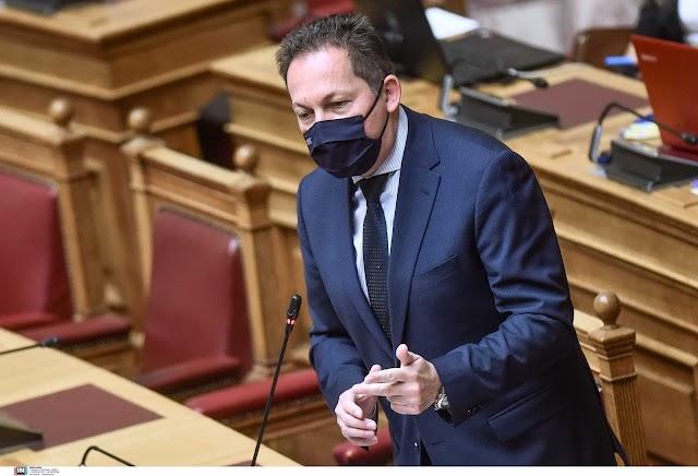 Στέλιος Πέτσας: Η ΔΕΗ ήταν «χρυσός» και ο ΣΥΡΙΖΑ την έκανε «κάρβουνο»