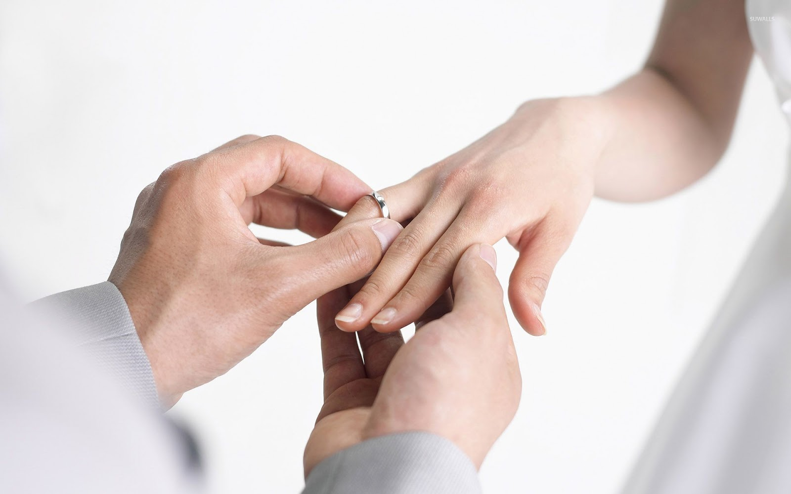 Why Are Wedding Rings Worn On The Fourth Finger Of The Left