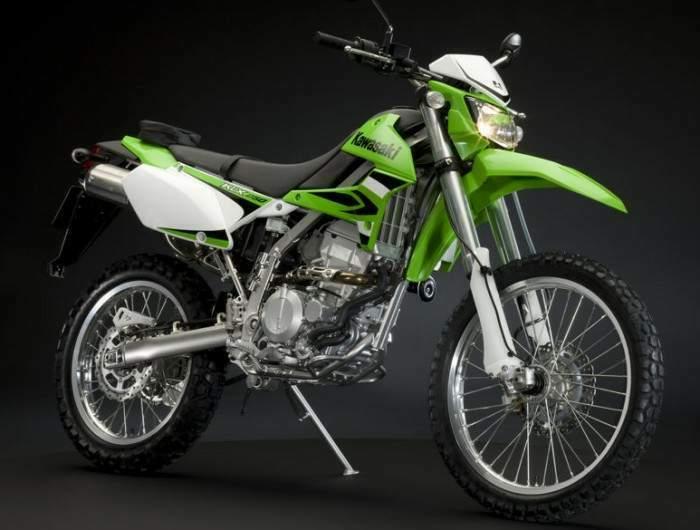 Kawasaki KLX 150 Adventure 2011