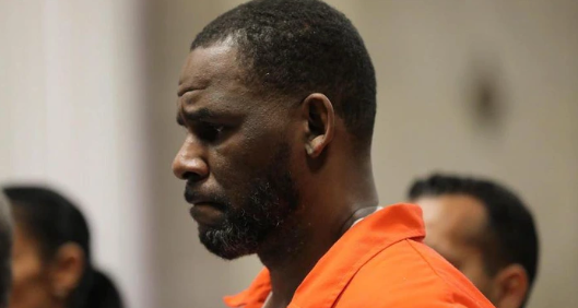 Singer, R.Kelly found guilty as charged
