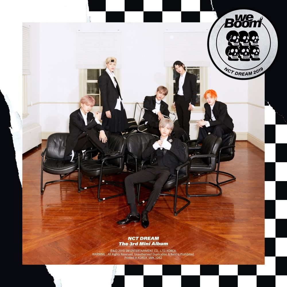 NCT DREAM – We Boom – The 3rd Mini Album