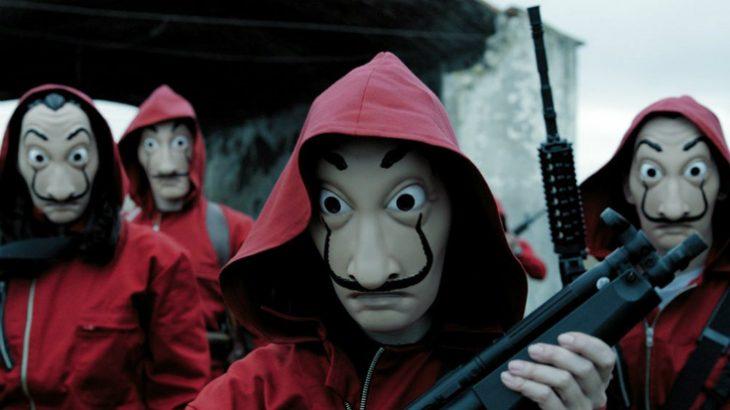 La Casa de Papel : Clap de fin du tournage de la saison 4 pour quelques stars de la série