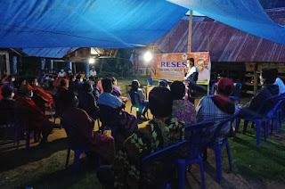 JRM Reses di Mappak-Simbuang, Warga Minta Diperjuangkan Jalan, Internet, dan Pendidikan