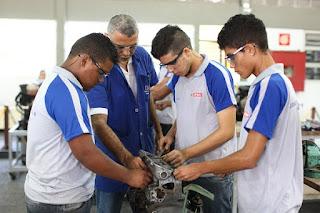 Senai-PB oferece mais de 500 vagas em cursos gratuitos