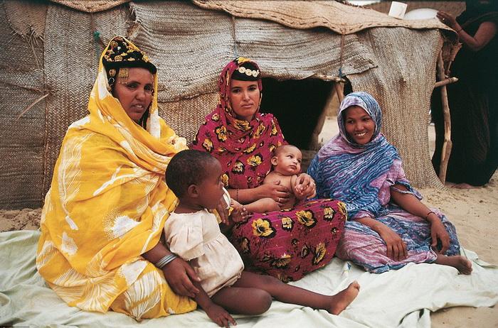 Туареги: Синие Люди Сахары У Которых Матриархат