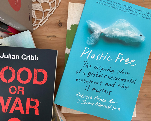 Eight Environmental books I read in 2020