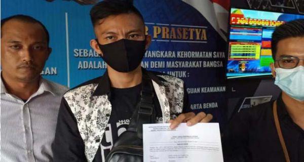 Andika Ditangkap, Disuruh Bayar Rp150 Juta, Ternyata Salah Orang