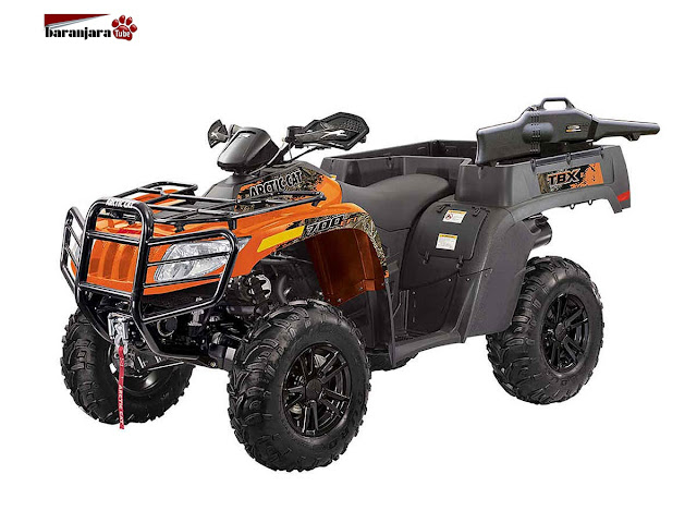 2016 ARCTIC CAT TBX 700 SE EPS