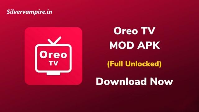 Oreo TV APK v1.8.9 Download [ Watch LIve IPL FREE ]