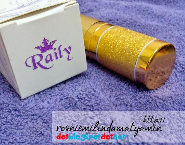 Review : Raily Collagen CC Cream