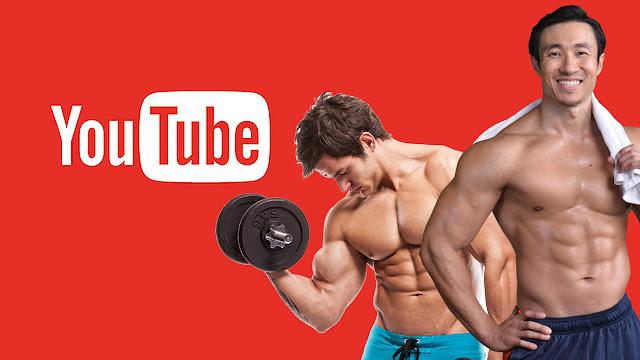 قنوات رائعة على اليوتيوب لبناء عضلات قوية والتخلص من الدهون والحصول على قوام رشيق
