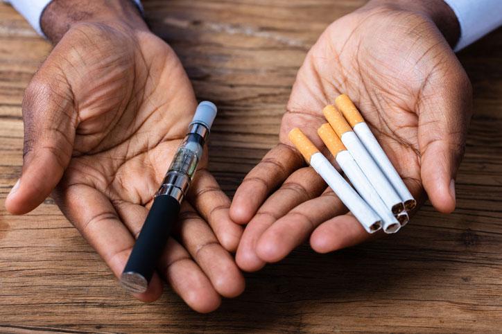 Vaping vs Smoking | Benefits of vaping products