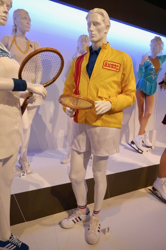 Steve Carell Battle of Sexes Bobby Riggs costume