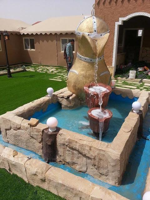 تنسيق حدائق فلل بمسقط أفضل تنسيق حدائق في سلطنة عمان تصميم حدائق مسقط