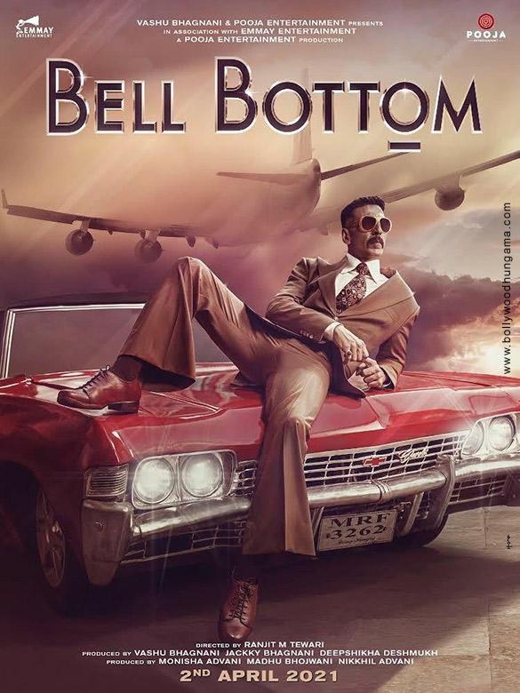 अक्षय कुमार की बेलबॉटम फिल्म 3डी में रिलीज होगी।