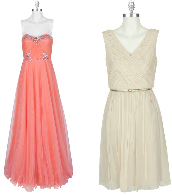 Wedding Gowns Indianapolis: Four Leaf Events: GO GREEK: Attire For Brides & Maids